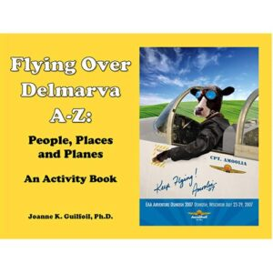 Flying Over Delmarva A-Z