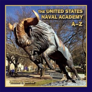 The United States Naval Academy A-Z front cover